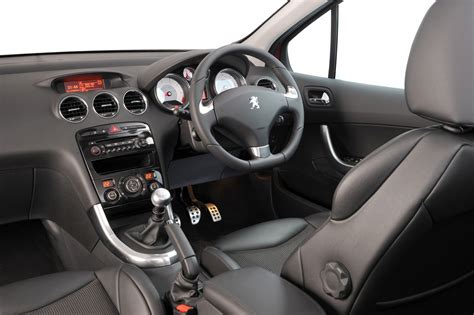 peugeot 308 gti interior peugeot 308 gti technical details history photos on