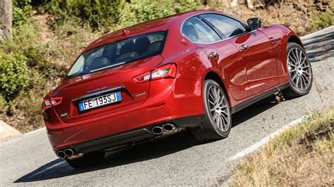 New Maserati Ghibli by Review The New Maserati Ghibli Top Gear