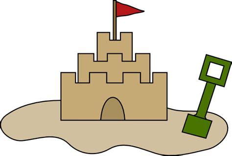 sand castle clipart sand castle clip at clker vector clip