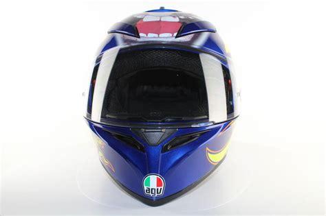Kemeja Vr46 Agv Helmet 02 agv k 3 sv valentino the helmet chion