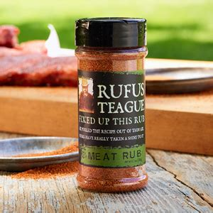 Freshcope Sweepstakes - free rufus teague meat rub from copenhagen for people 21