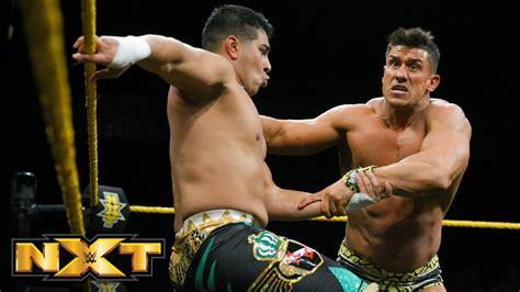 video wwe nxt  ec   tv debut wrestling
