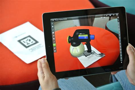 augmented reality now available edrawings for ios with augmented reality