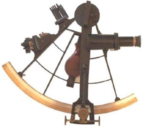 sextant navigation how it works how a sextant works