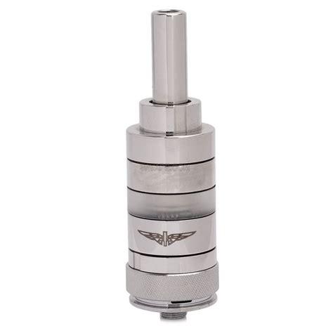 Ithaka Rda Rebuildable Atomizer Silver ithaka adjustable rebuildable atomizer silver 4 0ml stainless steel 3fvape