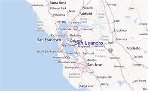 san leandro tide station location guide