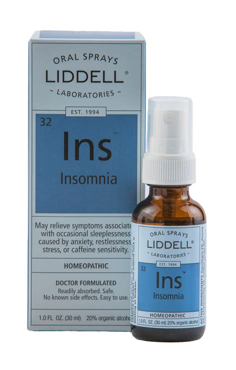 Detox And Insomnia by Insomnia Liddell Laboratories