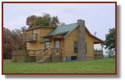 cedar valley cabins in the kiamichi mountains near