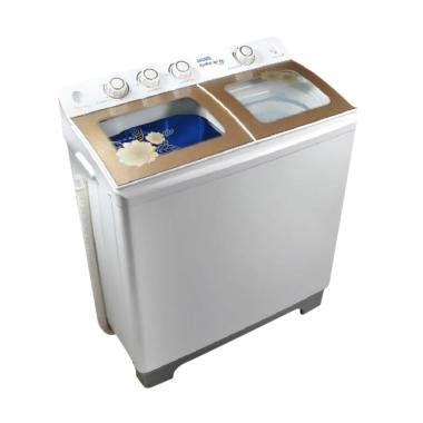 Mesin Cuci 2 Tabung Daimitsu jual produk mesin cuci 12 kg harga promo diskon