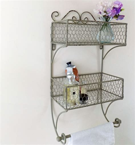 bathroom wire shelving wall mounted wire shelving ideas laluz nyc home design