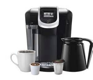 Target has the keurig 2 0 k300 coffee maker brewing system with carafe