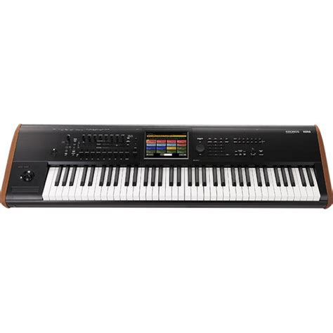 Update Keyboard Korg korg kronos 73 workstation with sgx 2 engine kronos7 b h