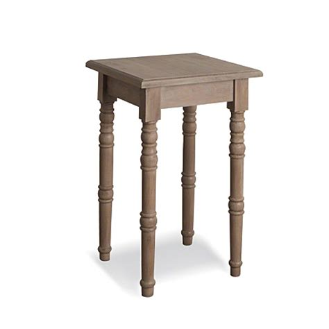 Asda Side Table Weathered Pine L Table Coffee Side Tables Asda Direct