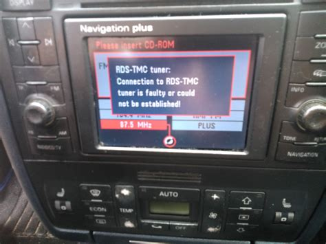 Navigation Plus Audi by Rns D Navigation Plus Audi A3 Elektroda Pl