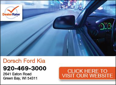 Dorsch Ford Kia Dorsch Ford Kia Ford Kia Service Center Dealership