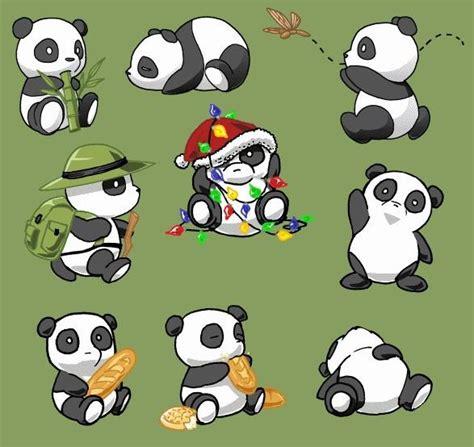 imagenes de iconos kawaii iconos pandas kawaii 3 by cecily87 on deviantart
