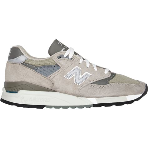 gray new balance sneakers new balance 998 sneakers in gray for lyst