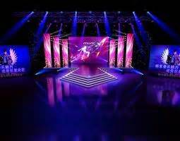 Exceptional Outdoor Event Lighting Ideas #10: 1acd9dca676c8665fe6c626db119ccd3--concert-stage-design-scena.jpg