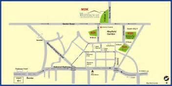 The House Location M2k The White House Gurgaon Residential Projects In