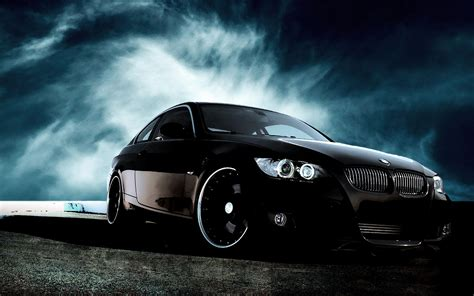 bmw black car wallpaper hd bmw wallpaper hd collections