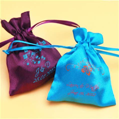 personalized satin favor bags favor bags favor
