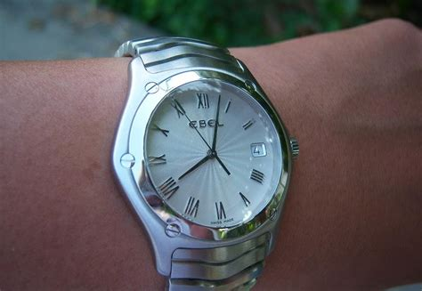 Harga Jam Tangan Quartz Asli jam tangan for sale ebel classic wave quartz sold