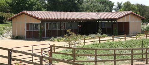 shedrow barns fcp building