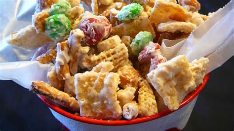christmas snack mix recipes allrecipes com