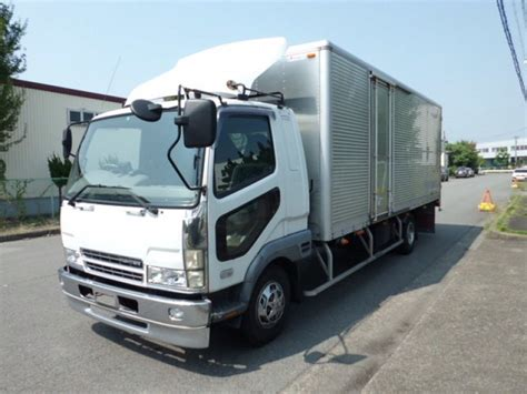 mitsubishi fuso cer mitsubishi fuso fighter truck 2002 used for sale