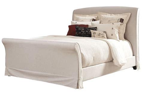 sleigh bed slipcover slipcover bed bedroom pinterest