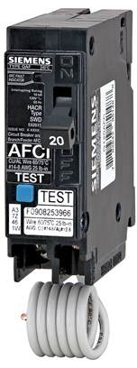 afci arc fault circuit interrupter united electrical
