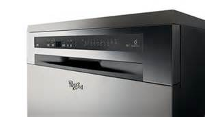 Whirlpool 6th Sense Dishwasher Whirlpool 6 Liter Dishwasher With 6th Sense Powerclean