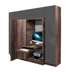hawthorne wardrobe closet desk instant home office 2 person closet desk
