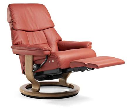 classic recliner chairs stressless ruby l classic chair ekornes com