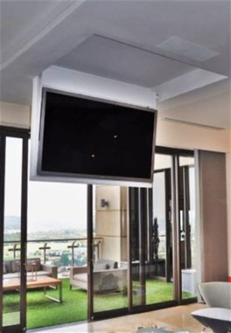hang projector from drop ceiling best 25 tv ceiling mount ideas on