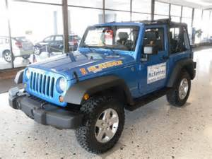 Jeep Wrangler Islander For Sale New 2010 Jeep Wrangler Sport Islander Edition 4x4 For Sale