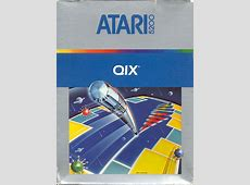 QIX for Atari 5200 (1982) - MobyGames J2me Games