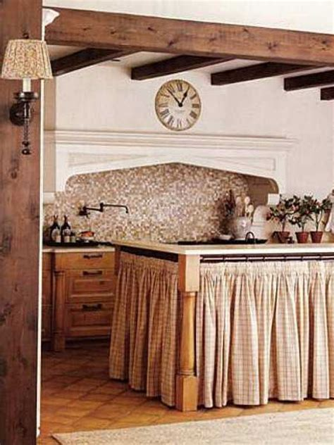 kitchen cupboard curtains 26 modern kitchen decor ideas in vintage style