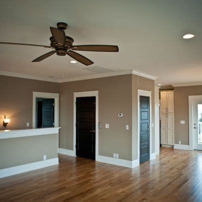 best white paint color for trim and doors black doors white trim and tan walls home