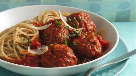 easy meatballs recipe from betty crocker