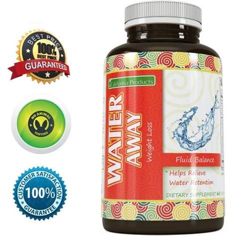 Water Detox Pills by Buy Water Pills Diuretic For Water Retention