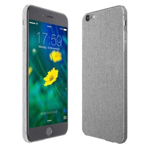 Remax Aluminum Protector Apple Iphone 6 6s Plus Silver skinomi techskin apple iphone 6s plus brushed aluminum