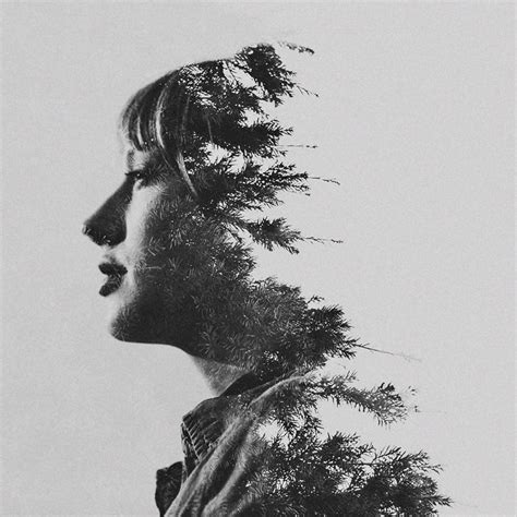 double exposure art photoshop tutorial using multiple exposures to create abstract photographs