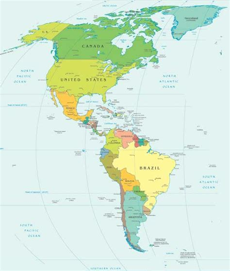 america continent map america continent conservapedia