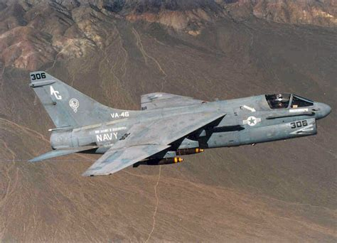 7 A Should by The Aviationist 187 A 7 Corsair Ii And The Val Program How
