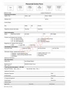 personnel form template 900116 personnel form