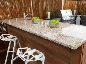outdoor kitchen countertops pictures tips expert ideas