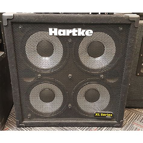 hartke 410xl bass cabinet used hartke xl series 410xl bass cabinet guitar center