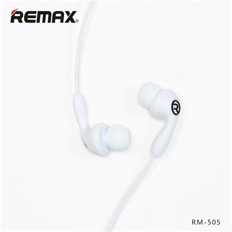 Remax Metal Series Earphone Headset With Microphone R Berkualitas remax 505 wired shopping in pakistan