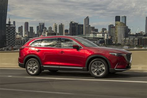 australia mazda news mazda aus cx 9 gets extra features price bump